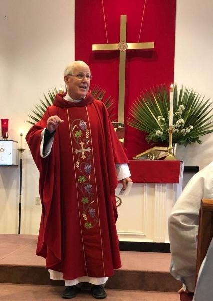 2019-04-14 Palm Sunday preacher
