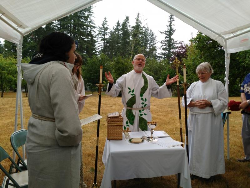 2017-08-13 Picnic Eucharist 1