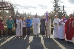 Palm Sunday processional 2