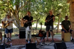John Hoover and the Mighty Quinns Concert June 27, 2021